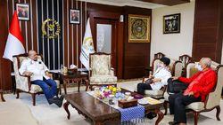 Status Tak Kunjung Usai, Penghuni Tanah Surat Ijo Temui Ketua DPD