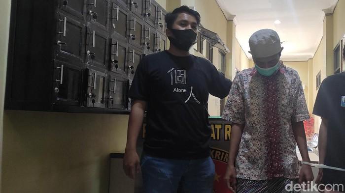 Dua pemuda peracik miras oplosan ditangkap polisi usai tewaskan warga Pandeglang
