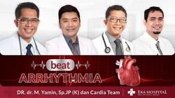 Eka Hospital Hadirkan Pusat Aritmia Jantung & Alat Pacu Jantung