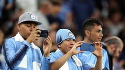 Pep Bilang Etihad Tak Ramai, Fans Man City Geram