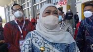 Jatim Masuk PPKM Level 1 Pertama di Jawa-Bali, Khofifah: Alhamdulillah