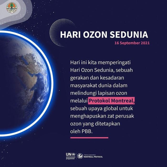 Hari Ozon Internasional 2021