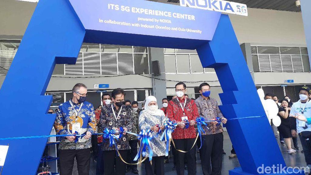 ITS Launching Laboratorium dengan Kekuatan 5G, Pertama di Indonesia