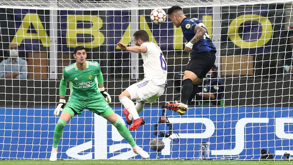Secuil Kepuasan Inzaghi Usai Kekalahan Inter dari Madrid