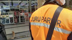 Maju-Mundur Aturan Bayar Parkir di Minimarket Pekanbaru