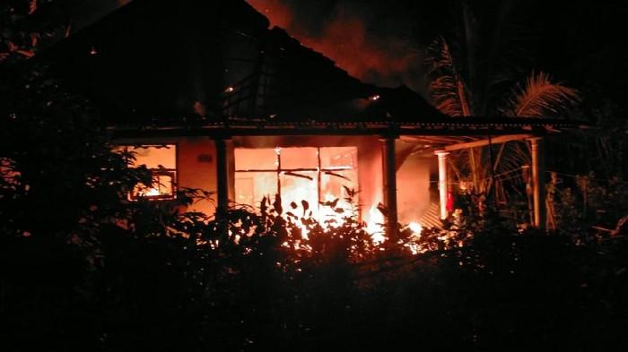 kebakaran di blitar