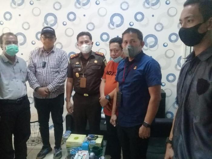 Kejati Jabar menangkap buronan kasus korupsi di Subang