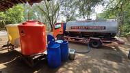 Sejumlah Daerah di Ponorogo Kekeringan, Air Bersih Mulai Di-dropping
