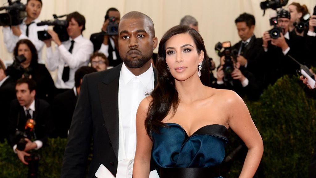 Kim Kardashian Jadikan Video Seks hingga Perceraian sebagai Candaan