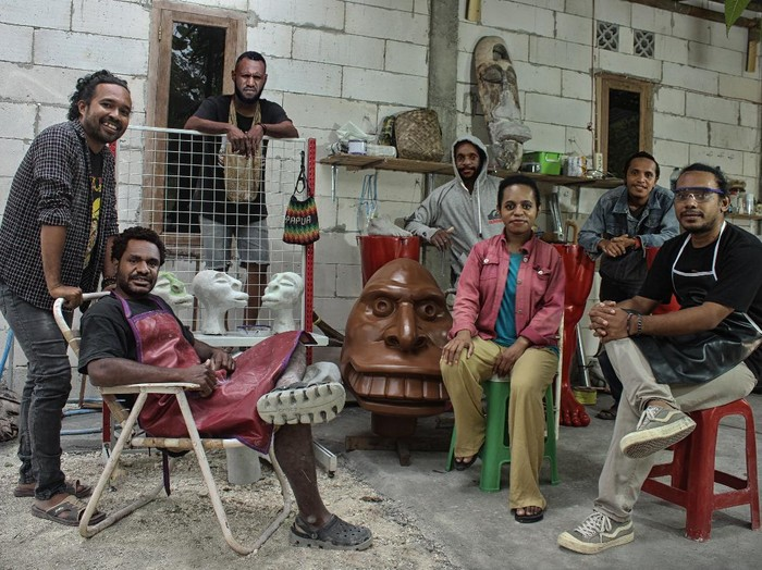 Kolektif Udeido Asal Papua