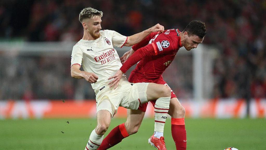 Liverpool Heran Sendiri Bisa Kecolongan 2 Gol oleh Milan