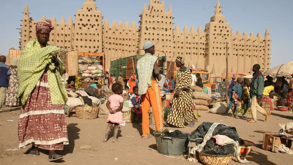 Agama Mayoritas yang Dianut Penduduk Afrika Barat dan Afrika Utara