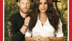 Foto Pangeran Harry dan Meghan Markle di Majalah TIME Diolok-olok