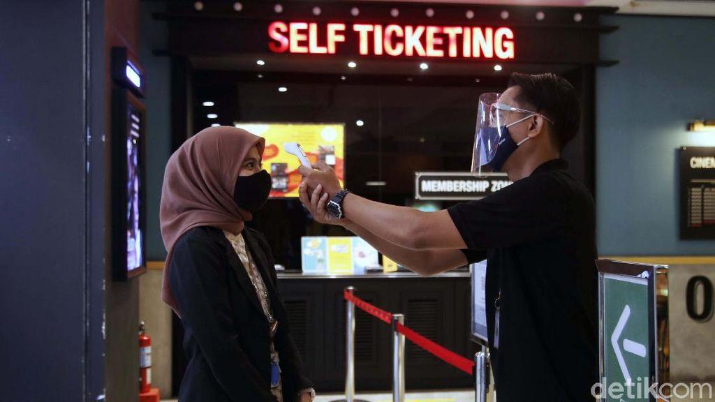 TOP 5: Bioskop Sudah Buka, Bisa Pilih Booster Vaksin di 2022