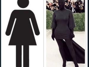 Tanggapan Kim Kardashian Soal Penampilannya di Met Gala yang Ramai Jadi Meme