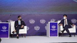 Gaya Sandiaga Promosikan Wisata Disorot Forum Dunia, Ada Apa?