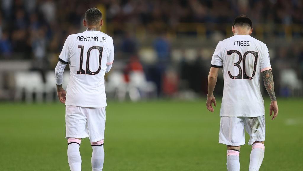 Messi, Neymar, dan Mbappe Gak Cocok Main Bareng?