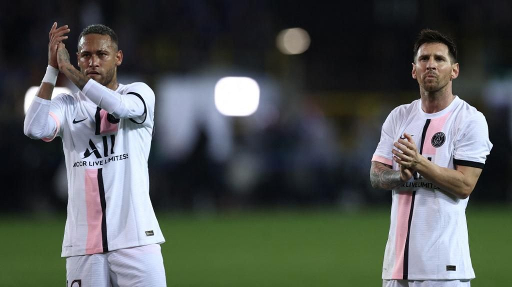 PSG Ditahan Brugge, Trio MNM Melempem