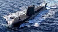 Armada Kapal Selam Australia Bikin Mencak-mencak China