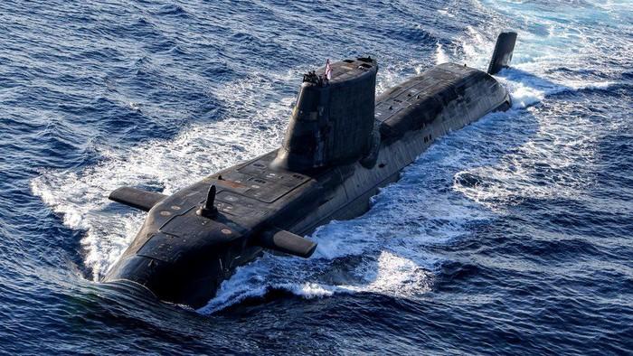 Militer China hadir di Indo-Pasifik, Inggris, AS, dan Australia sepakati pakta pertahanan untuk menangkal kekuatan Tiongkok