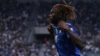 Moise Kean Tak Terbebani Gantikan Ronaldo di Juventus