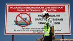 Berompi Proyek, Luhut-Anies Cek Penangkal Banjir Rendam Jakarta