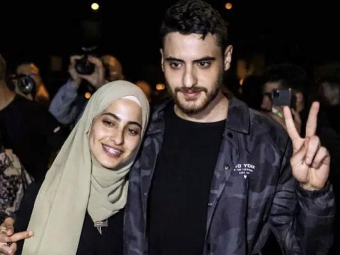 aktivis kembar asal Palestina, Muna El-Kurd dan Mohammed El-Kurd masuk dalam 100 orang paling berpengaruh