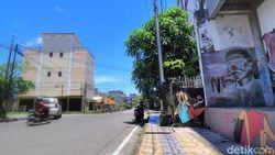 4 Mural Bergambar Mirip Jokowi yang Dihapus Aparat