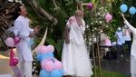 Its A Girl! Foto-foto Wardah Maulina-Natta Reza Gender Reveal dan 7 Bulanan