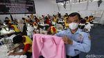 Menengok Pabrik Konveksi di Rutan yang Berdayakan Warga Binaan