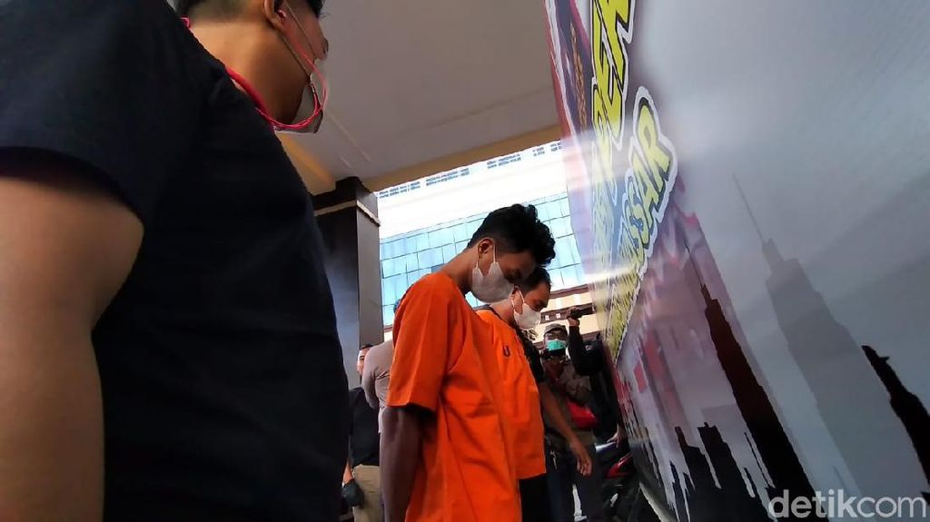 Ditangkap! 2 Pembobol Balai Kota Makassar Ternyata Orang Dalam