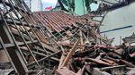 Penampakan Atap SD di Kota Bogor yang Ambruk