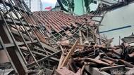 2 Ruang Kelas SD di Bogor Roboh, Bima Arya Janji Segera Perbaiki