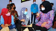 Penyandang Disabilitas Banyuwangi Dilatih Beragam Keterampilan Terapan