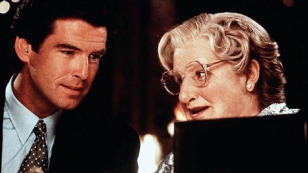 Pierce Brosnan dalam berbagai film.