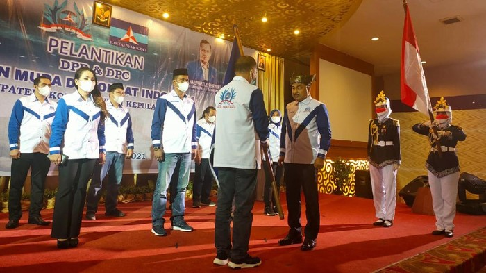 Organisasi sayap Partai Demokrat Insan Muda Demokrat Indonesia (IMDI) resmi dilantik di Provinsi Kepulaun Riau. Sang ketua meminta kader IMDI di Kepri tularkan virus positif Partai Demokrat.