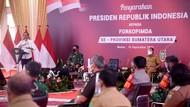 Arahan Jokowi ke Gubsu Edy-Bobby: Vaksin Ada, Saya Tuntut Harus Habis