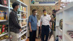 Pelabuhan Merak-Bakauheni Jadi Pilot Project Penyediaan Promosi UMKM