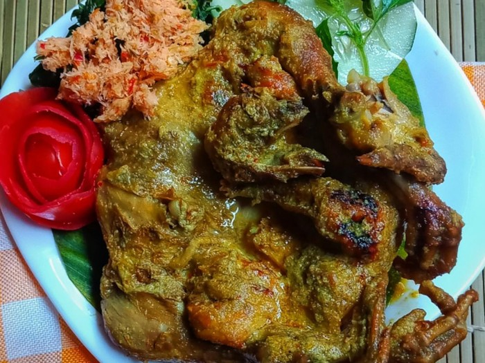 Resep Ayam Lodho Khas Tulungagung