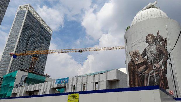 Revitalisasi Tama Ismail Marzuki, Cikini, Jakpus