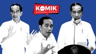 Simpan Nih! Kuot-kuot Jokowi Tolak Perpanjang Jabatan