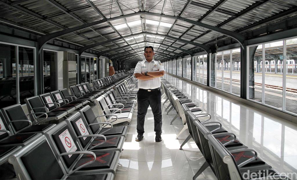 Stasiun Jakarta Kota sebagai cagar budaya
