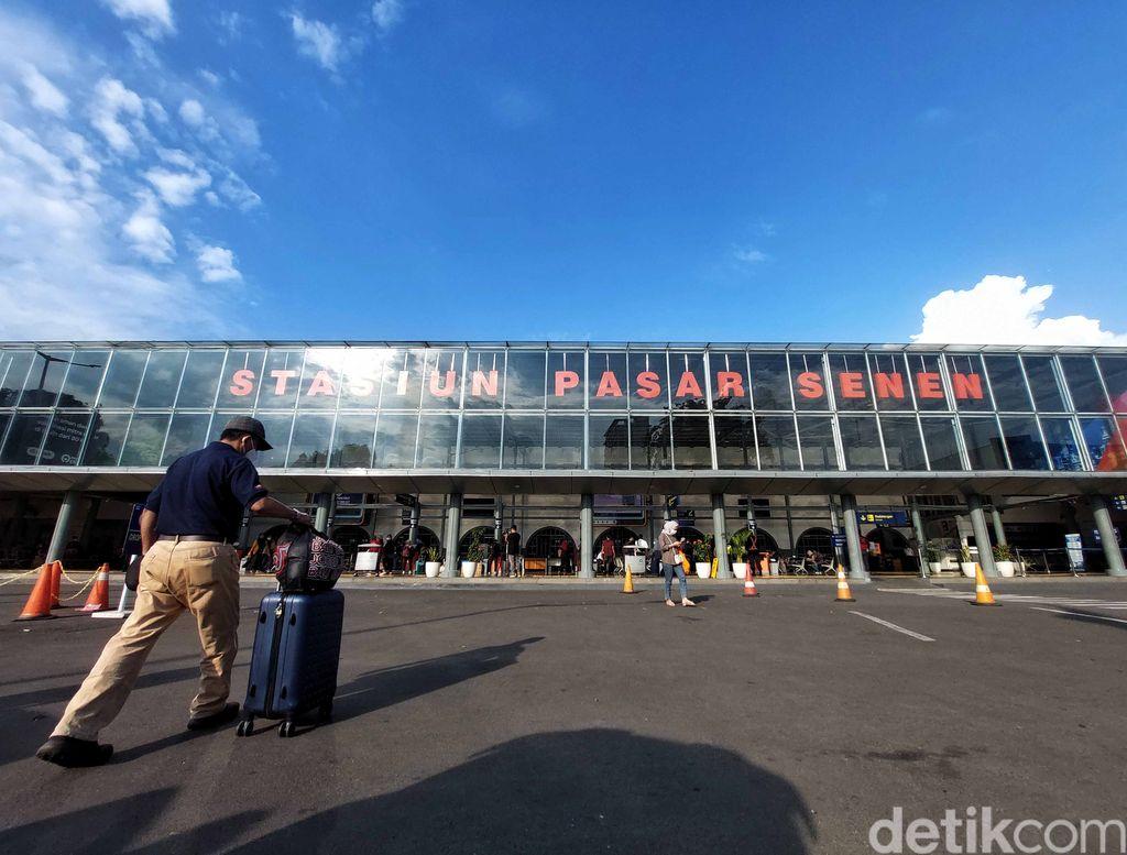 Stasiun Pasar Senen sebagai cagar budaya