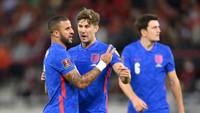 Peringkat FIFA: Inggris Pertama Kalinya Tembus Tiga Besar