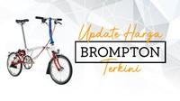 Jenis, Harga, dan Alasan Mengapa Sepeda Brompton Mahal