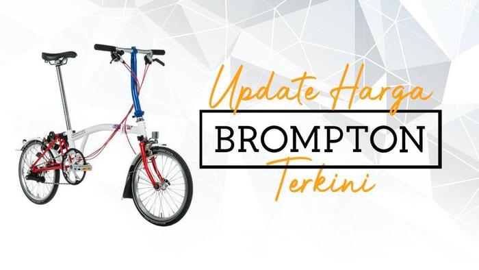 Update Harga Brompton