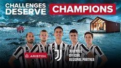 Ariston Jadi Mitra Regional Klub Sepakbola Juventus