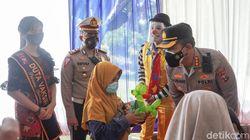 7 Ribu Anak Yatim Piatu di Jatim Dapat Orang Tua Asuh, dari Sidoarjo Ada 99