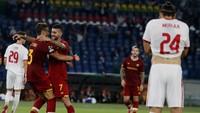 Hasil Conference League: Roma Libas Sofia 5-1