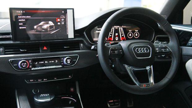 Audi RS 4 Avant diperkenalkan untuk pasar Indonesia